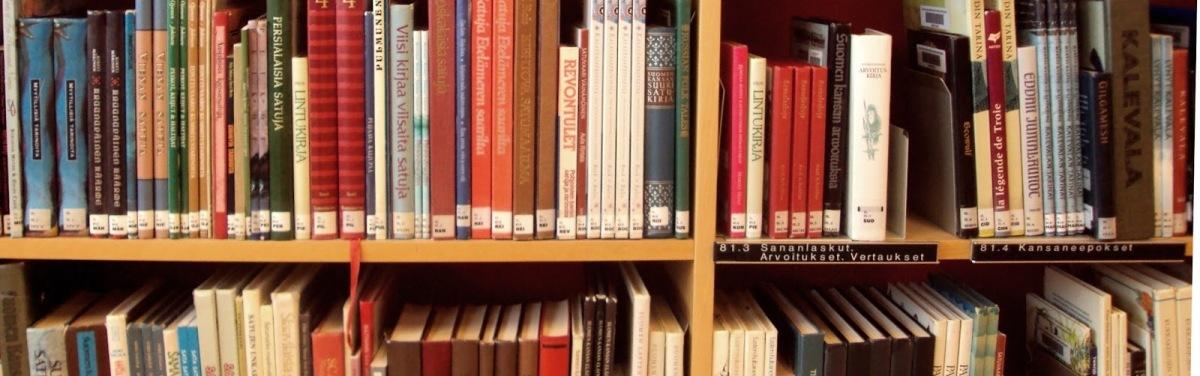 Biblioteka na końcu świata. The library at the end of the world