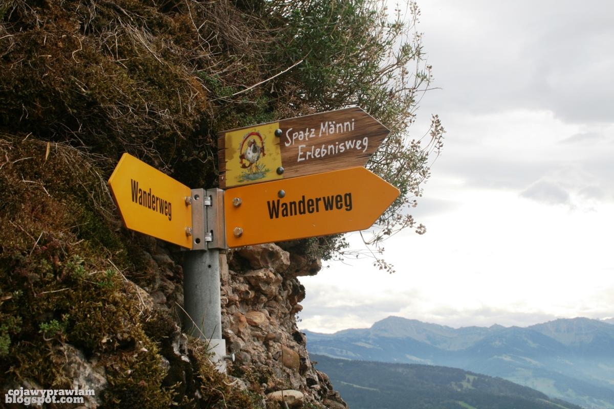 Dzieciowym szlakiem - czyli jak to się stało, że wylądowałam w Szwajcarii