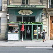 Le Petit Journal Saint-Michel, boulevard Saint-Michel