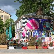 Les Pavillon des Canaux, quai de Loire