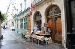 Księgarnia kanadyjska, rue de la Parcheminerie