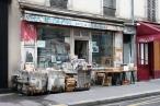 Antykwariat, rue Boulard