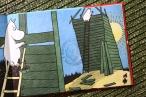 Dwa komiksy z serii o Muminkach to moje szekspirowskie nabytki. Pięczątka dowodem!