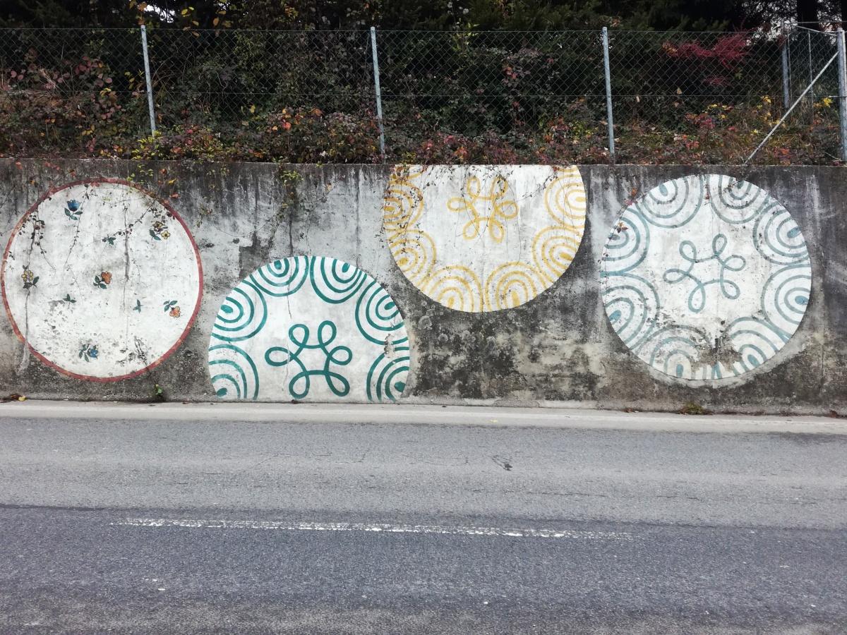 Austria Górna i pochmurna: ceramika z Gmunden