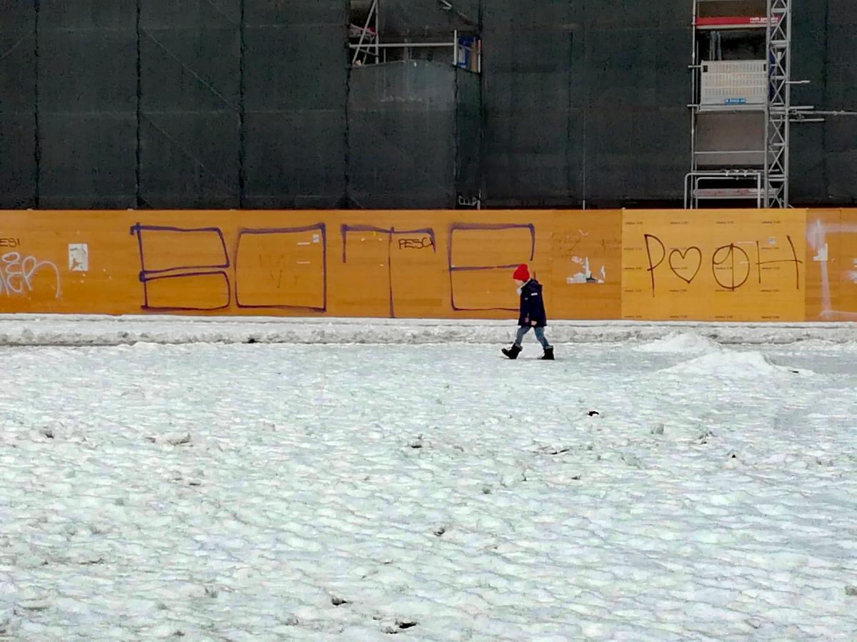O zimie, czyli o nawiązywaniu znajomości w Zurychu