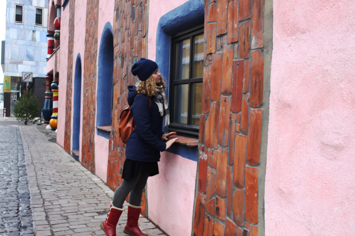 Zielona Cytadela. Hundertwasser w Magdeburgu