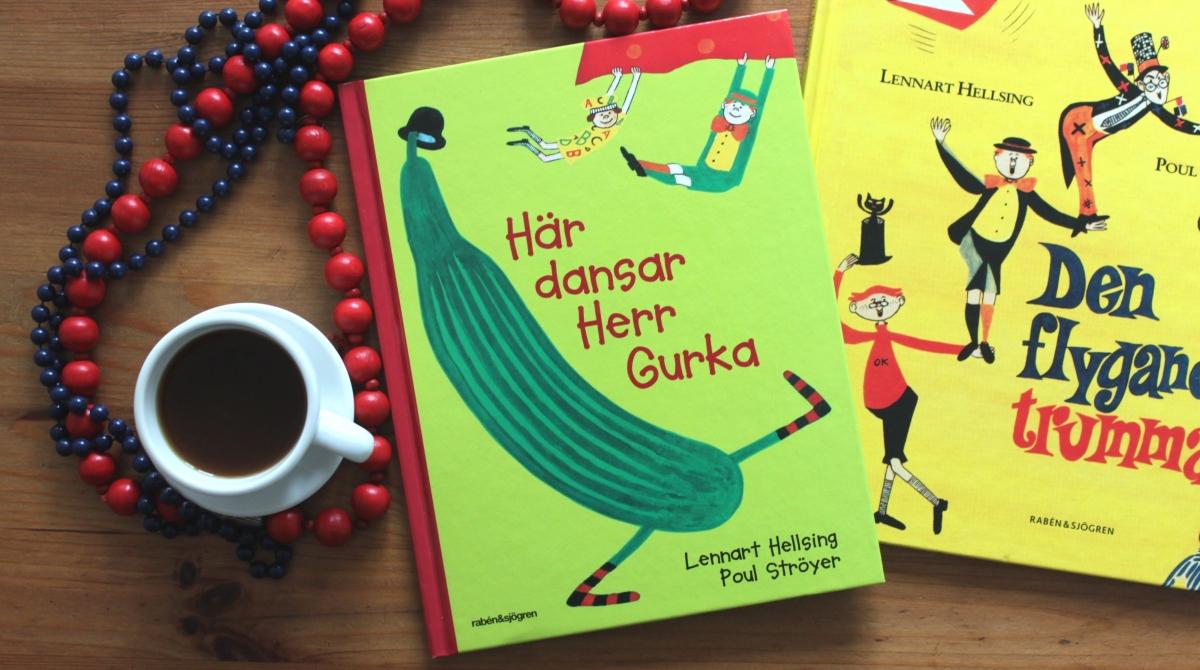 Biblioteka na Końcu Świata #16 - Maestro szwedzkich rymowanek